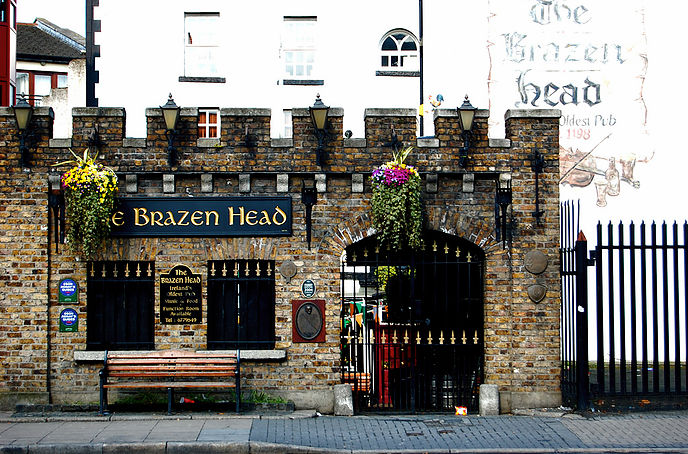 Brazen Head Bite, London